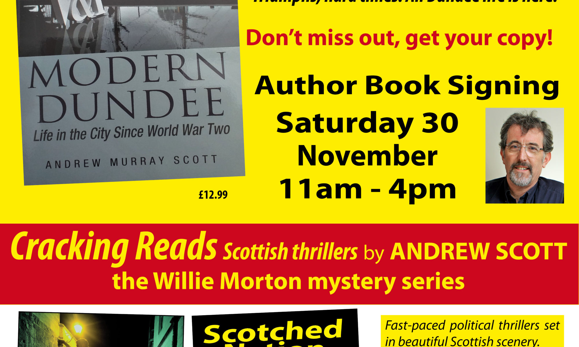 Book Event Sat 30 Nov 2019